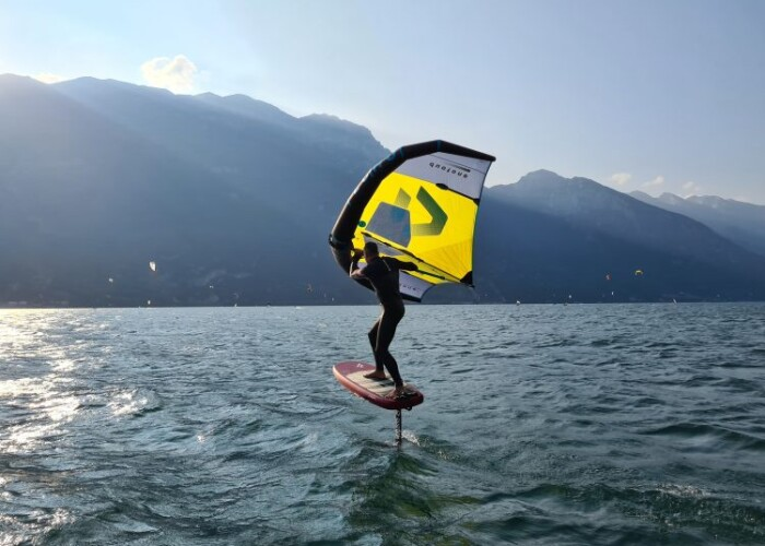 Wing-Foiling